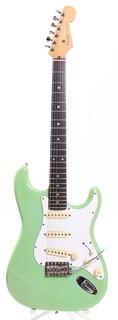 Fender Stratocaster 1989 Surf Green