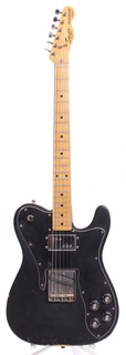 Squier By Fender Japan Telecaster Custom '72 Reissue 1983 Black
