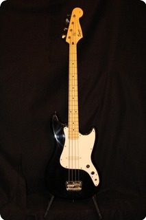 Squier Bronco Black