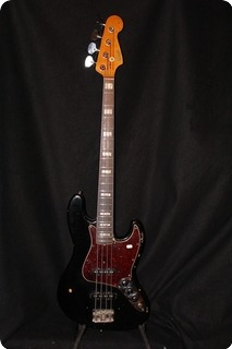 Fender Jazz Bass 1966 Black