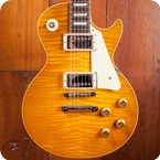 Gibson Custom Shop Les Paul 2015 Frehley Burst