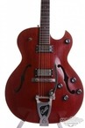 Guild Starfire III Special 1965 WFactory Duane Eddy Wiring Cherry Red