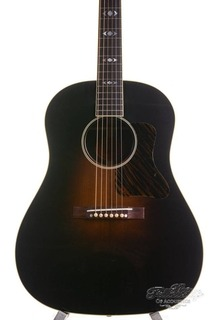 Gibson Advanced Jumbo Supreme Vintage Aj Sunburst Guitar For The Fellowship Of Acoustics