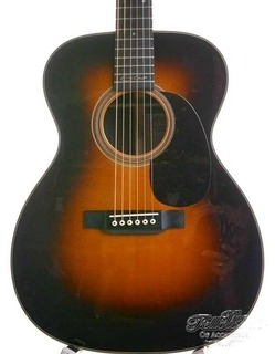 Martin 000 28ec Eric Clapton Sunburst