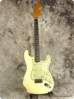 Fender Stratocaster 1967 Olympic White