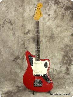 Fender Jaguar 1964 Dakota Red