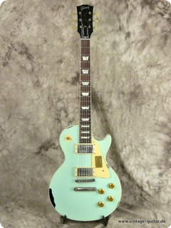 Gibson Custom Shop Limited Run R8 2016 Kerry Green Painted Over