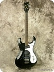 Mosrite Ventures Bass 1970 Black