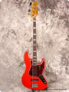 Fender Jazz Bass 1967 Dakota Red