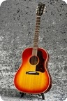 Gibson J 45 1963 Cherry Sunburst