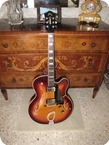 Guild Manhattan X 175 1973 Sunburst