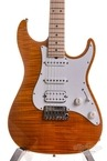 Suhr Modern Pro S4 Bengal Burst Flamed Maple 2012