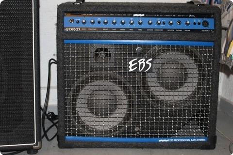 Ebs Gorm 210 Black
