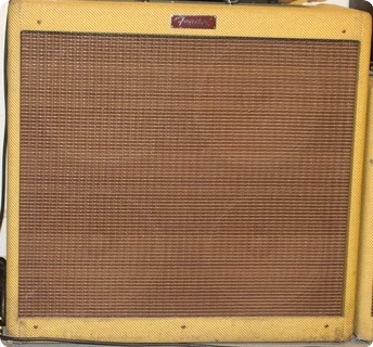 Fender Blues Deville Tweed