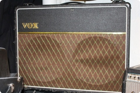Vox Ac30/6 Tb 2002 Black