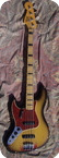 Fender Jazz Bass Lefty 1972 Sunburst
