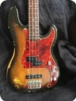 Fender Precision 1966 Sunburst