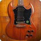 Gibson SG 2018 Worn Bourbon