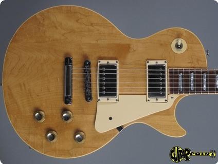 Gibson Les Paul Standard 1978 Natural