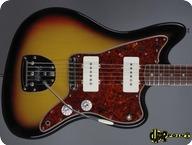 Fender Jazzmaster 1966 3 tone Sunburst
