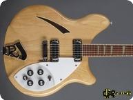 Rickenbacker 360 1976 Mapleglo