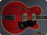 Gretsch 7690 Super Chet 1976 Autumn Red