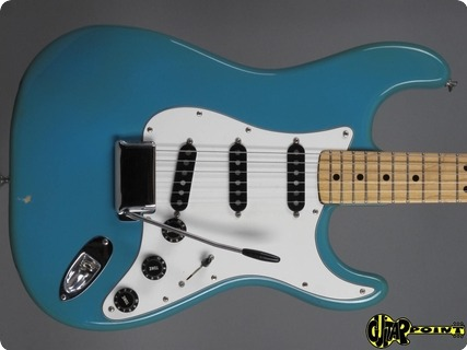 Fender Stratocaster 1981 Maui Blue