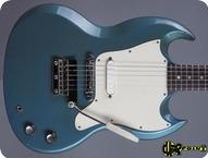Gibson SG Melody Maker 1968 Pelham Blue
