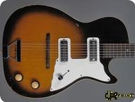 Harmony H46 Stratotone 1959 Sunburst