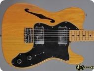 Fender Telecaster Thinline II 1975 Natural
