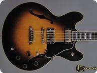 Gibson ES 347 TD 1980 Tobacco Sunburst