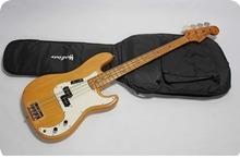 Greco Precision Bass PB 500 1976 Natural