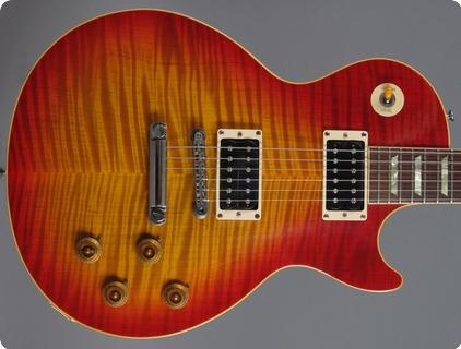 Gibson Les Paul Classic Premium Plus 1994 Cherry Sunburst