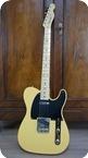 Fender 52 Telecaster 2018 Butterscotch Blonde