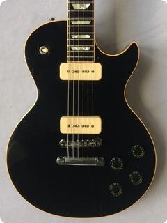 Gibson Les Paul Pro Deluxe 1977 Black