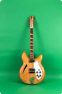 Rickenbacker 381 1969 Mapleglo