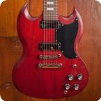 Gibson SG 2018 Satin Cherry