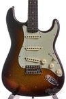 Fender Custom Shop Fender LTD ED Namm 63 Stratocaster Journeyman 3 Tone Sunburst Sparkle 2017