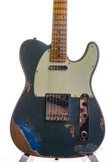 Fender Custom Shop Ltd 59 Telecaster Heavy Relic Olive Drab