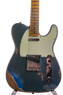Fender Custom Shop Ltd 59 Telecaster Heavy Relic Olive Drab