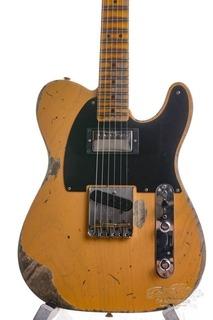 Fender Custom Shop 52 Telecaster Heavy Relic Butterscotch Blonde