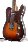 Fender Custom Shop Telecaster Relic 3 Tone Sunburst 1963