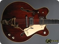 Gretsch Country Gentleman 7670 1976 Walnut
