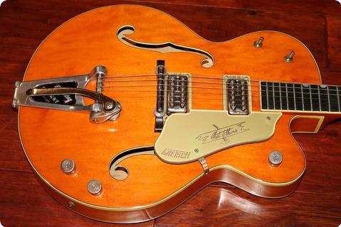 Gretsch 6120  1959 Western Orange
