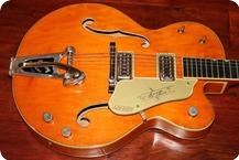 Gretsch-6120  (GRE0421) -1959-Western Orange