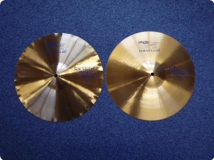 Paiste Cymbals 602 1981