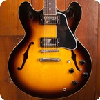 Gibson Custom Shop ES 335 2008 Vintage Sunburst