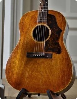 Gibson J 45 Banner Natural Refin Hogtop 1944