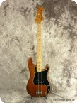 Fender Precision Bass 1976 Mocha