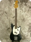 Fender Mustang Bass 1973 Black